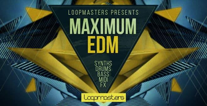 Loopmasters EDM Sample Pack