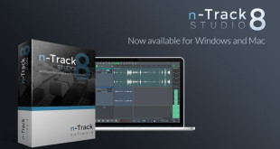 n-Track Studio 8 Recording Software by n-Track Software