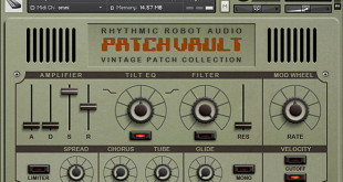 PatchVault Free Taster for Kontakt by Rhythmic Robot