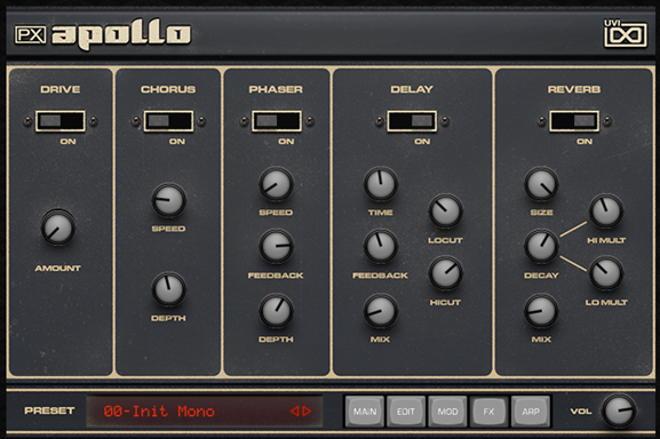 PX Apollo FX