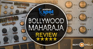 Review: Bollywood Maharaja Drums Plugin by BeatSkillz