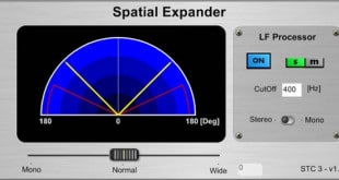 STC-3 Free Spatial Expander VST Plugin Released by Raz Audio