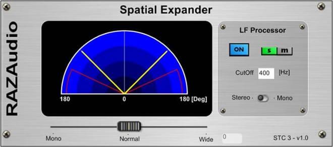STC-3 Free Spatial Expander VST Plugin