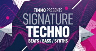 Timmo Signature Techno Sample Pack