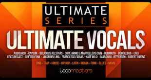 Ultimate Vocals Sample Pack