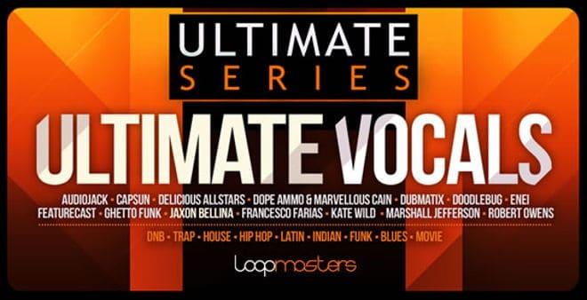 Ultimate Vocals Sample Pack