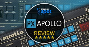 Review: PX Apollo Synthesizer Plugin by UVI