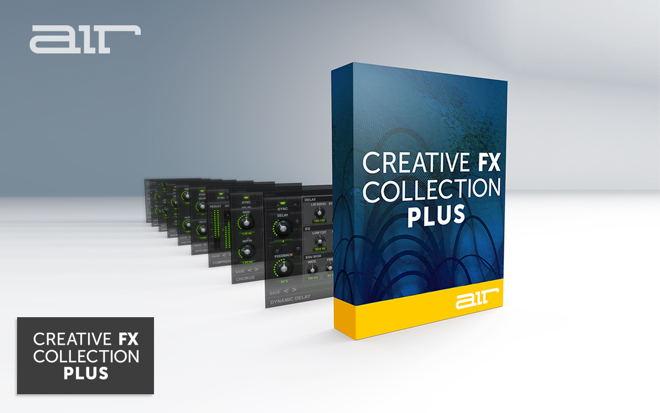 AIR Creative FX Collection Plus FX