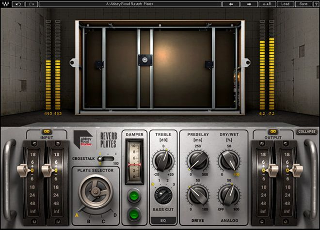 Abbey Road Reverb Plates Plugin By Waves Producerspot