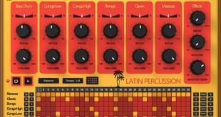 Latin Percussion Drum Machine Plugin