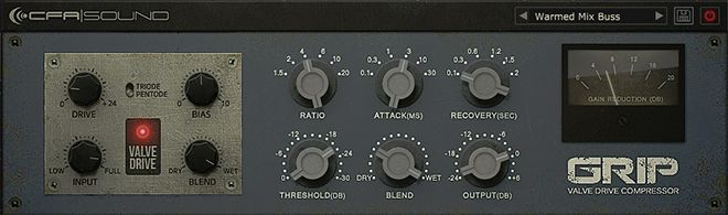 CFA-Sound GRIP Review