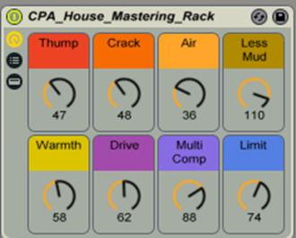 House Mastering Rack
