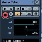 Cubase Guitar Recording