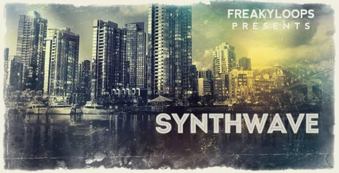 Synthwave Sample Pack by Freaky Loops