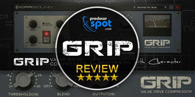 Review GRIP Compressor by CFA-Sound