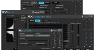 iZotope RX Plug-in Pack