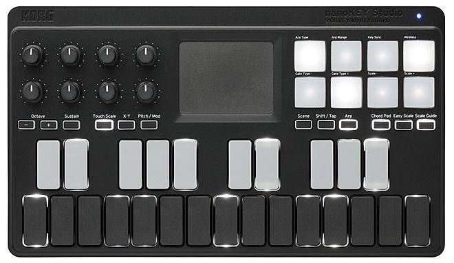 nanoKey Studio by Korg