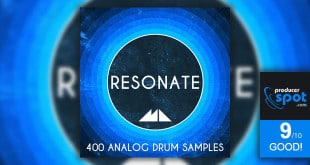 Review: Resonate 400 Analog Drum Samples by Mode Audio