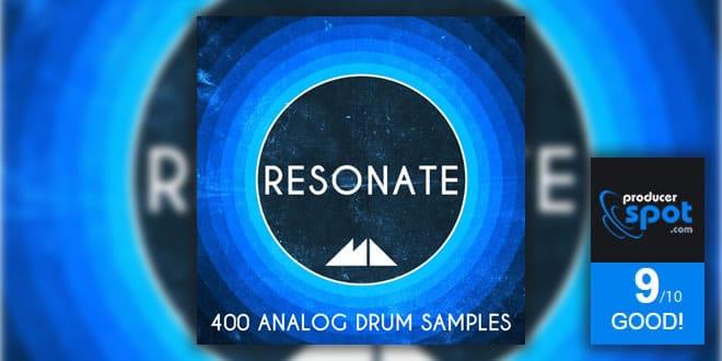 Resonate 400 Analog Drum Samples