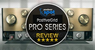 Positive Grid Pro Series Compressor Plugins