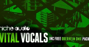 Vital Vocals Samples Pack