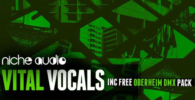 Vital Vocals Samples Pack
