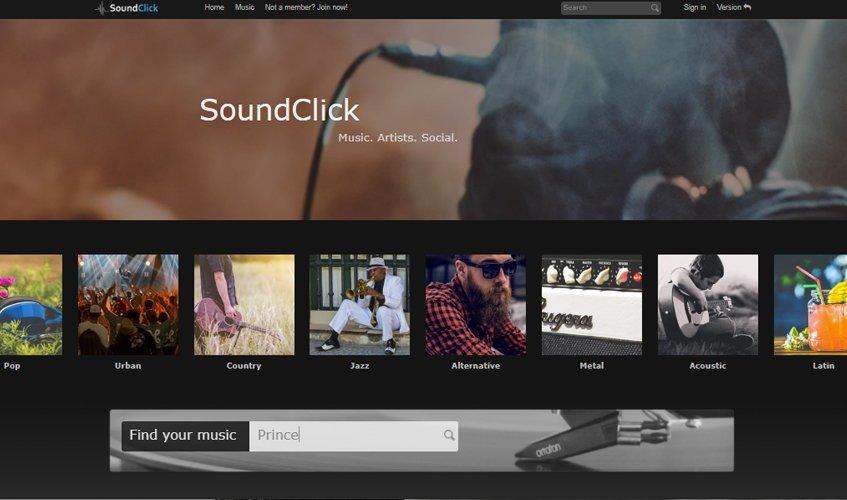 Soundclick Sell Beats Online