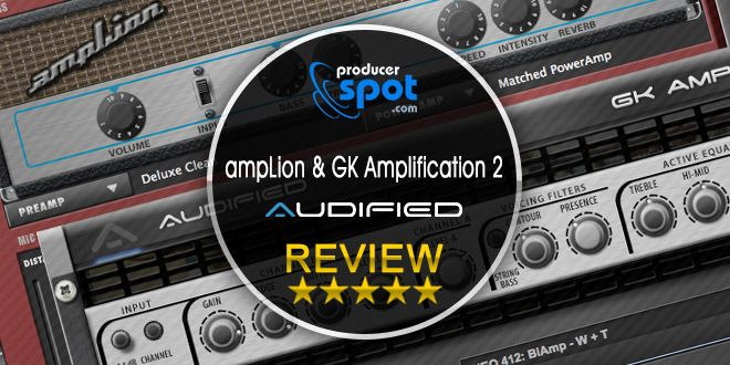 AmpLion & GK Apmplification 2