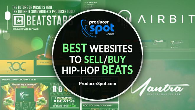 5 best websites to sell your hip hop beats online for Best websites to buy online