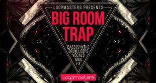 Big Room Trap Sample Pack
