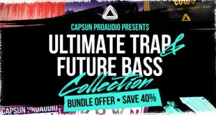 Ultimate Trap Sample Pack Bundle