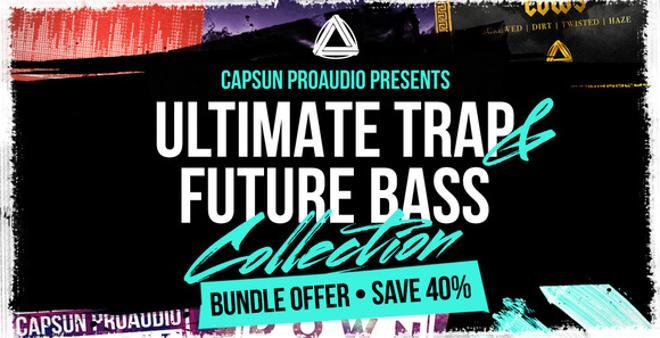 Ultimate Trap Sample Pack Bundle
