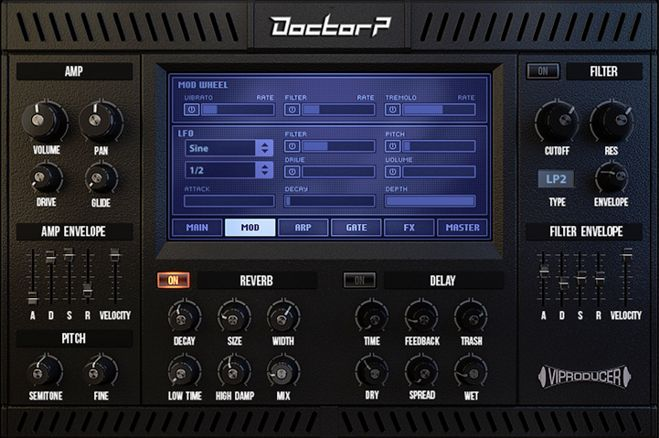 Doctor P Plugin Package by VIProducer