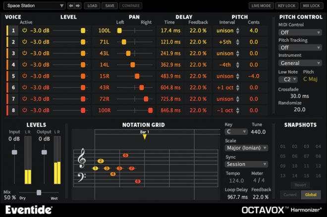 Eventide Octavox Review