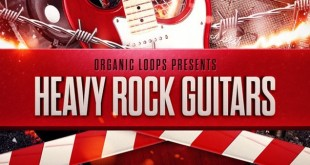 Heavy Rock Guitars Sample Pack Loops