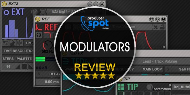 K-Devices Modulators Mac for Live Devices