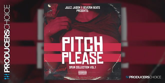 Pitch Please Drum Collection Vol 1