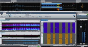 WaveLab 9 Audio Editing Software