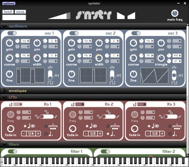 Synister FREE Synthesizer Plugin