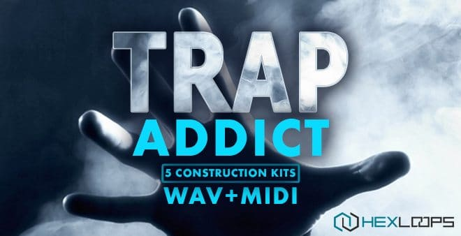 Trap Addict Sample Pack