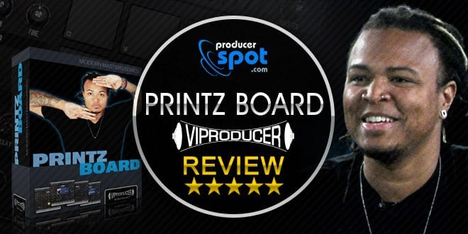 VIProducer Printz Board Plugin