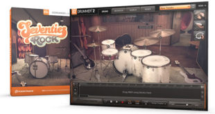 Seventies Rock EZdrummer2 Expansion by Toontrack