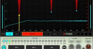 Waves X-FDBK Plugin