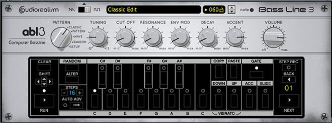 AudioRealism Bass Line 3 (ABL3)