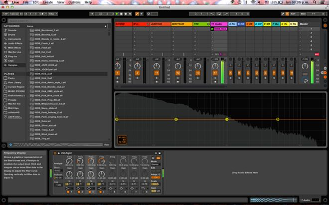 Mixing Tips: Ableton Live EQ Eight