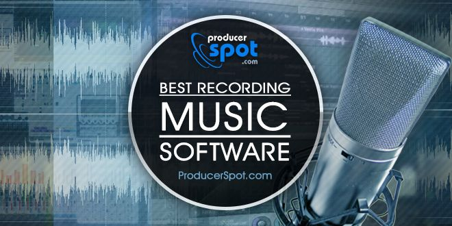 Best Music Recording & Audio Editing Software