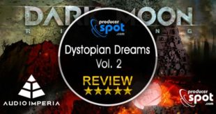 Review: Dystopian Dreams Vol 2 Library by Audio Imperia