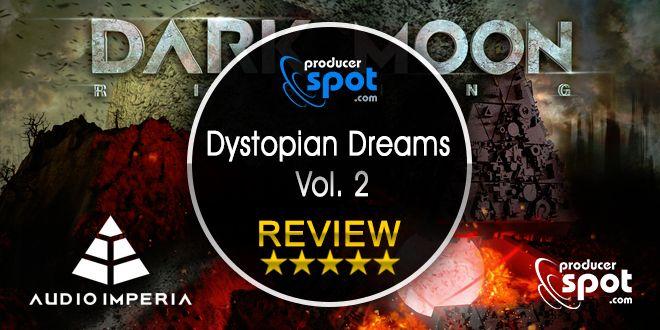 Dystopian Dreams Audio Imperia