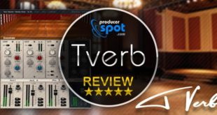 Review: Tverb Plugin by Eventide Audio