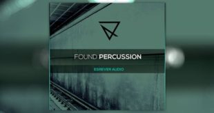 Free Found Percussion Sample Pack by Esrever Audio